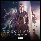Torchwood #42 Ex Machina av Alfie Shaw (Lydbok-CD)
