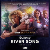 The Diary of River Song Series 8 av Tracy Anne Baines, James Goss, Jonathan Morris og Alfie Shaw (Lydbok-CD)