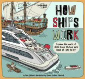 How Ships Work av Clive Gifford og Lonely Planet Kids (Innbundet)