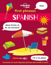 First Phrases - Spanish av Lonely Planet Kids (Heftet)