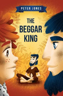 The Beggar King av Peter Jones (Heftet)