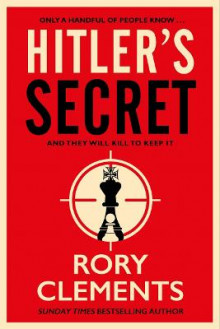 Hitler's Secret av Rory Clements (Innbundet)
