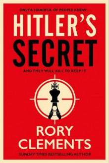 Hitler's Secret av Rory Clements (Heftet)
