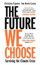 The Future We Choose av Christiana Figueres og Tom Rivett-Carnac (Innbundet)