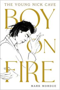 Boy on Fire av Mark Mordue (Innbundet)