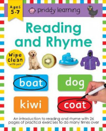 Reading and Rhyme av Roger Priddy (Spiral)