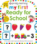 Omslag - My First Ready For School