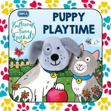 RSPCA Buttercup Farm Friends: Puppy Playtime av Igloo Books (Kartonert)