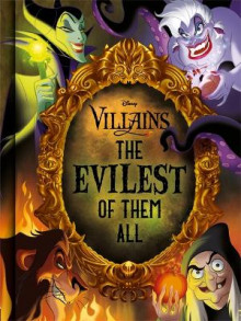 Disney Villains The Evilest of them All av Igloo Books (Innbundet)