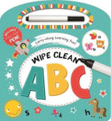 Omslag - Wipe Clean ABC