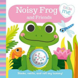 Omslag - Noisy Frog and Friends