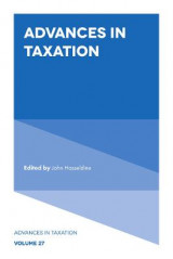 Omslag - Advances in Taxation