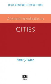 Advanced Introduction to Cities av Peter J. Taylor (Heftet)