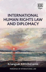 Omslag - International Human Rights Law and Diplomacy