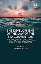 Omslag - The Development of the Law of the Sea Convention