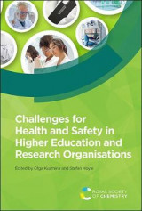 Omslag - Challenges for Health and Safety in Higher Education and Research Organisations