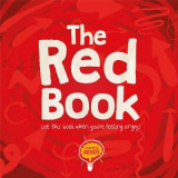 Omslag - The Red Book