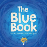 Omslag - The Blue Book