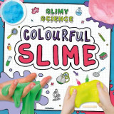 Omslag - Colourful Slime