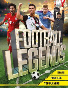 Football Legends av David Ballheimer og Opta Sports (Heftet)