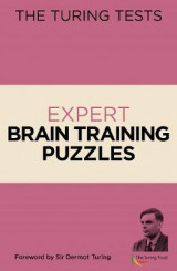 Omslag - The Turing Tests Expert Brain Training Puzzles