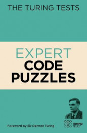 The Turing Tests Expert Code Puzzles av Dr Gareth Moore (Heftet)