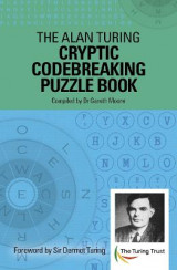 Omslag - The Alan Turing Cryptic Codebreaking Puzzle Book