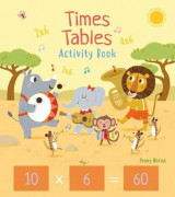 Omslag - Times Tables Activity Book
