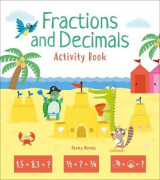 Omslag - Fractions and Decimals Activity Book