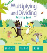 Omslag - Multiplying and Dividing Activity Book