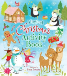 Magical Christmas Activity Book av Gemma Barder (Heftet)