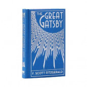 The Great Gatsby av F Scott Fitzgerald (Innbundet)
