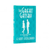 The Great Gatsby av F. Scott Fitzgerald (Innbundet)