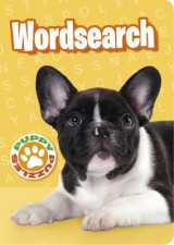 Omslag - Puppy Puzzles Wordsearch