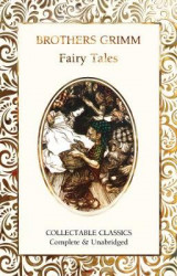 Omslag - Brothers Grimm Fairy Tales