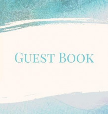 Guest Book for vacation home (hardcover) av Lulu and Bell (Innbundet)