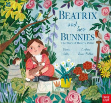 National Trust: Beatrix and her Bunnies av Rebecca Colby (Heftet)