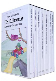 The Ultimate Children's Classic Collection av Lewis Carroll, Kenneth Grahame, Antoine de Saint-Exupery, Robert Louis Stevenson, Anna Sewell, Rudyard Kipling, Frances Hodgson Burnett og James Matthew Barrie (Samlepakke)