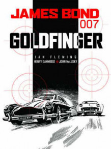 James Bond av Ian Fleming, Henry Gammidge og John McLusky (Heftet)
