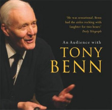 An Audience with Tony Benn av Tony Benn (Lydbok-CD)