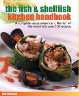 Omslag - The Fish & Shellfish Kitchen Handbook