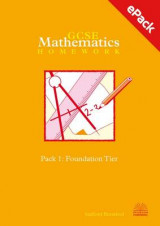 Omslag - Two-tier GCSE Mathematics Homework Pack: Foundation Tier Pack 1