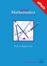 Omslag - Two-tier GCSE Mathematics Homework Pack: Higher Tier Pack 2