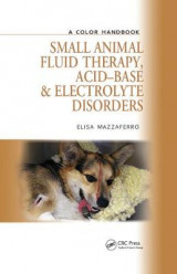Omslag - Small Animal Fluid Therapy, Acid-base and Electrolyte Disorders
