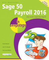 Omslag - Sage 50 Payroll 2016 in Easy Steps