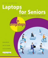 Omslag - Laptops for Seniors in Easy Steps - Windows 10 Creators