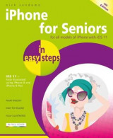 Omslag - iPhone for Seniors in easy steps, 4th Edition