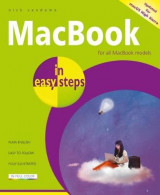 Omslag - MacBook in easy steps, 6th Edition