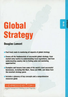 Global Strategy av Douglas Lamont (Heftet)