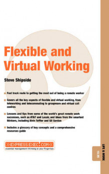 Flexible and Virtual Working av Steve Shipside (Heftet)
